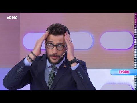 Diego Leuco habló del escandaloso episodio de los Martín Fierro de radio