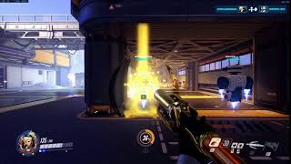 Overwatch mercy nerf slower rez and movement while doing so!