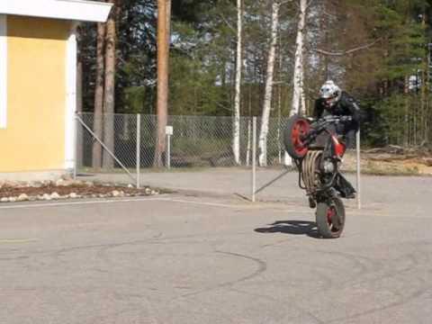 A3ttu spring 2012 Honda 600cc
