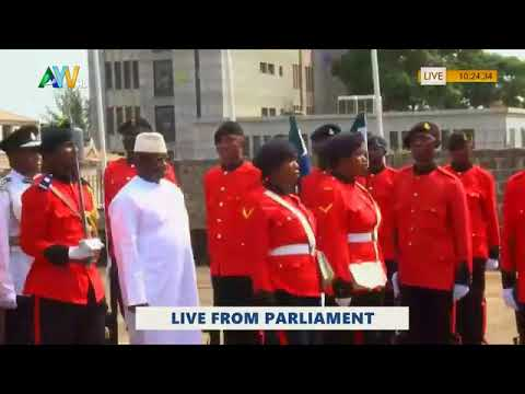 H.E Bio State Opening of Parliament - May 10th, 2017