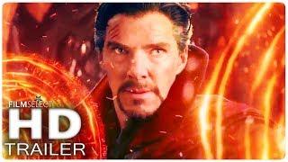AVENGERS INFINITY WAR Battle on Titan Trailer (2018)