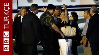 Türkiye 39 nin serbest bıraktığı iki Yunan askeri Yunanistan 39 da
