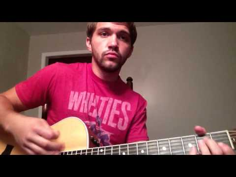 Ryan Sanders - You Shouldn't Kiss Me Like This cover Toby K