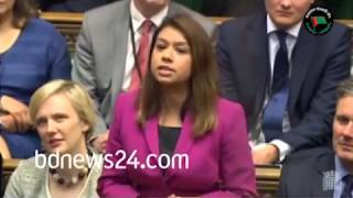 Tulip Siddiq Delivers Her Maiden Speech in British Parliament