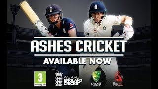 Ashes cricket 2018 pc gameplay ......
