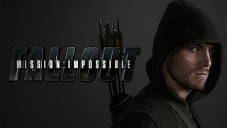 Arrow Trailer (Mission: Impossible Fallout Style) Fan Made [HD]
