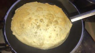 Bangali Deep Fried Puffy Bread Recipe Luchi Recipe
