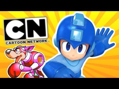 Cartoon Network's UPCOMING Mega Man Cartoon