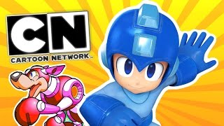 Cartoon Network's UPCOMING Mega Man Cartoon