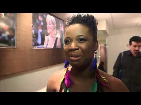 CHARLOTTE DIPANDA : Interview +D'AFRIQUE