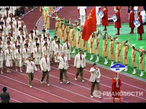 MOSCOW OLYMPICS PART 2 -  Московской Олимпиады ЧАСТЬ 2