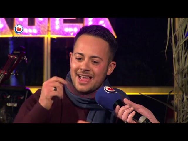 Mounir Samuel spreekt met Friezen over Zwarte Piet en racisme