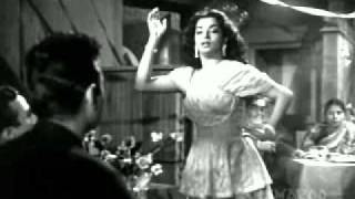 Ae Meri Zindagi Aaj Raat Jile - Sheila Ramani - Dev Anand - Taxi Driver - Hindi Songs - S.D.Burman