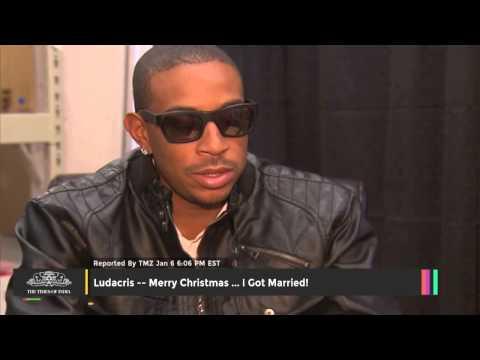 Ludacris Got Married - TOI