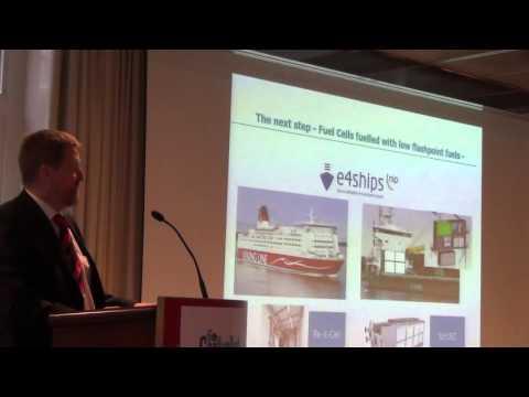6th Gas Fuelled Ships Conference - Dr Gerd Wursig, Business Director LNG Fuelled Ships, DNV GL