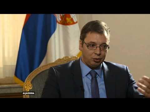Recite Al Jazeeri: Aleksandar Vučić