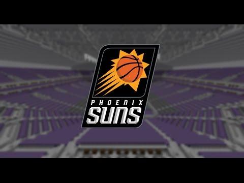 Minecraft-MEGABUILD-NBA Talking Stick Resort Arena (Phoenix Suns)