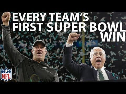 Every Team's First Super Bowl Win | NFL Highlights