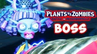 Plants vs Zombies Battle For Neighborville Power Cora!