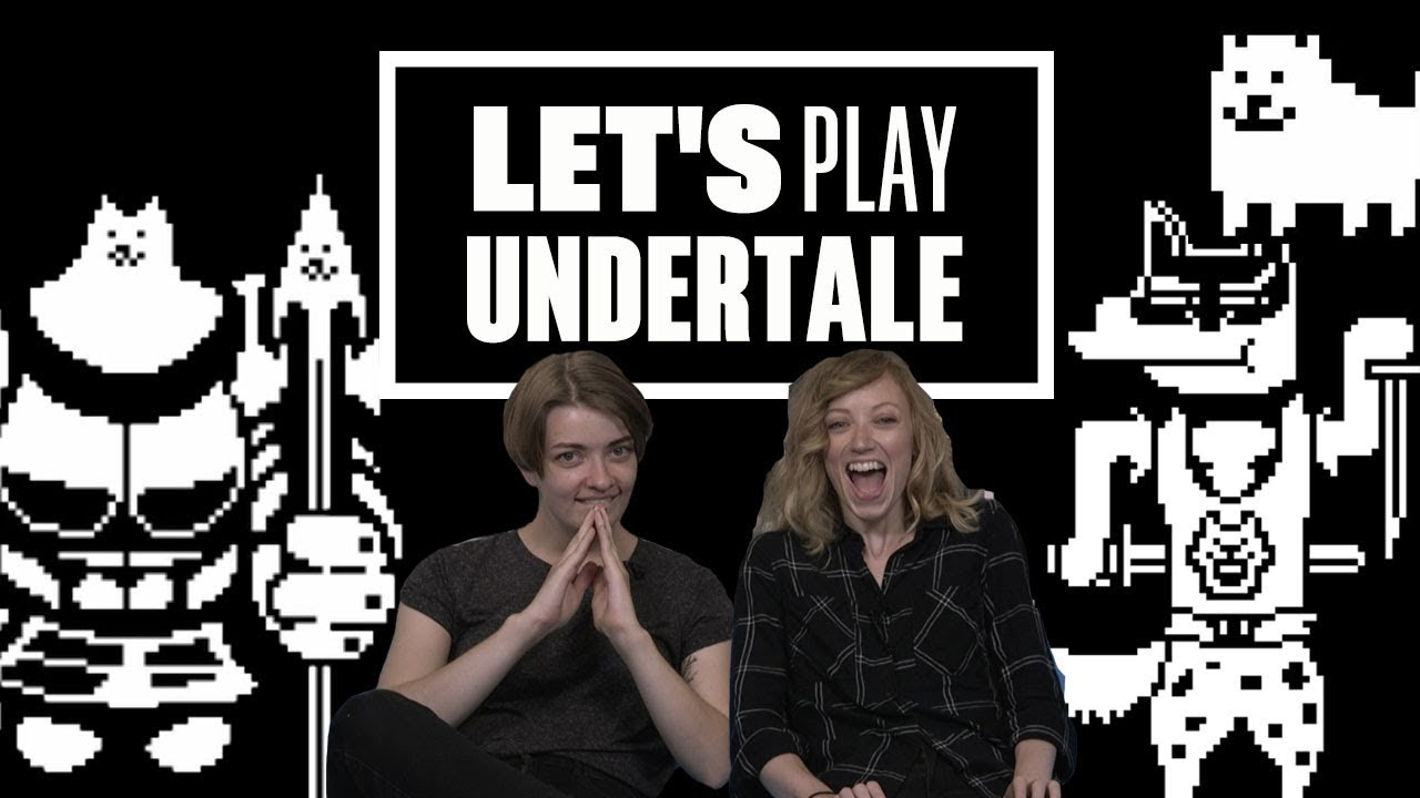 Let's Play Undertale Episode 2: SO MANY DOGS