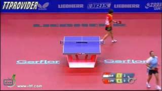 WTTC 2010: Wang Yue Gu - Liu Shiwen