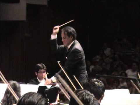 Sinfonietta by Jose Pablo Moncayo
