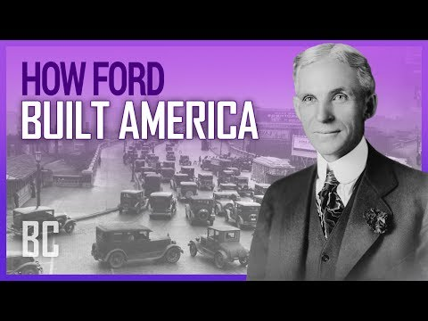 How Ford Built