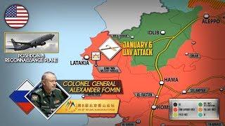 26 октября 2018. Военная обстановка в Сирии. Минобороны обвинило США в управлении атакой на Хмеймим