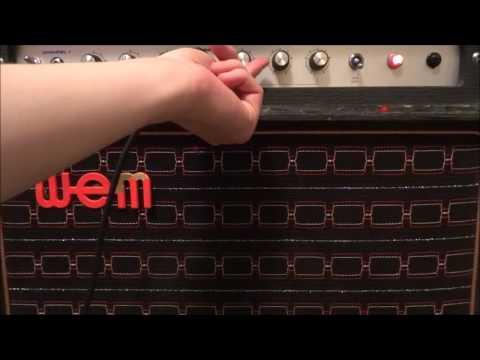 WEM Watkins Dominator MKIII Amplifier