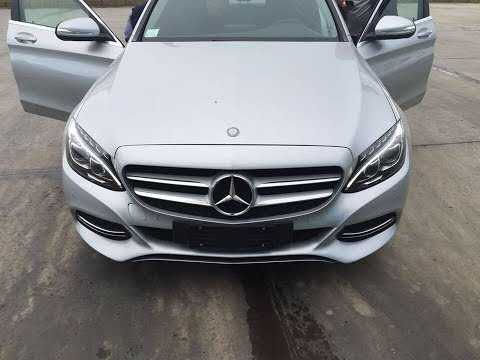 Mercedes c class w205 audio system youtube for Mercedes benz c300 sound system