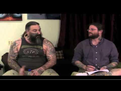 Ian McKown and Durb Morrison TattooNOWTV #2 Clip