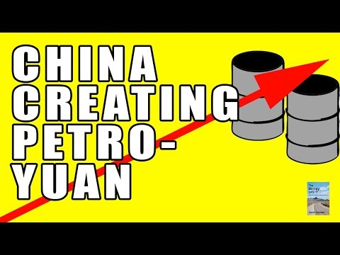 China Creating PETRO-YUAN to Take Down PETRODOLLAR! Official Launch in 2 Months!