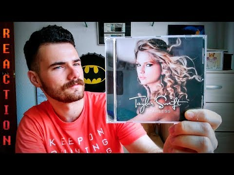 TAYLOR SWIFT - FEARLESS | ALBUM REACTION / REACCIÓN | MR.GEORGE