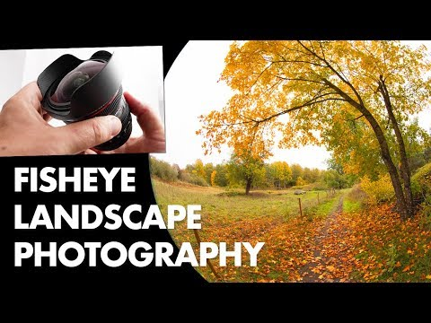 Fisheye Landscape Photography With The Canon 8-15mm