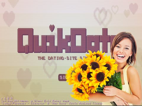 I WENT SPEED DATING ONLINE! | Quikdate