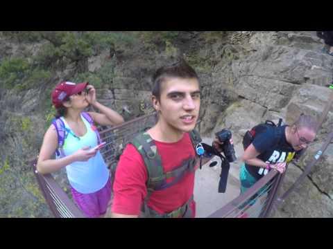 Hiking to Hanging Lake! - Colorado