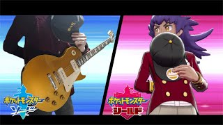 バトルタワーBGM ギターアレンジ弾いてみた Sword & Shield Battle Tower Theme Toby Fox【moki Guitar Cover】 moki