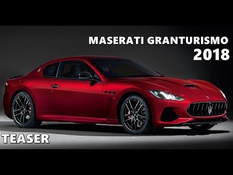 2018 Maserati GranTurismo Preview