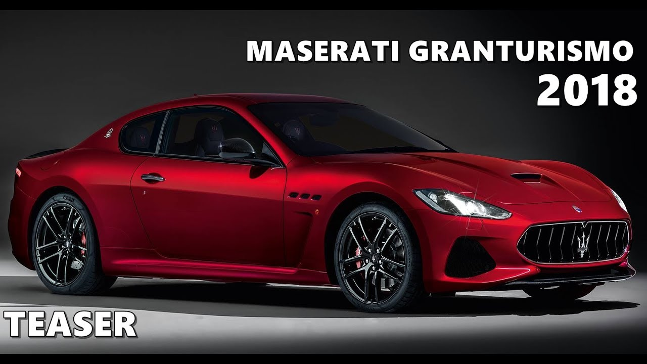 2018 maserati granturismo preview youtube. Black Bedroom Furniture Sets. Home Design Ideas