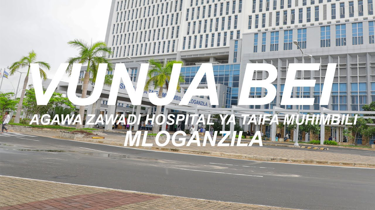 Download VUNJA BEI LEO YUPO KATIKA HOSPITAL YA TAIFA MUHIMBILI MLOGANZILA