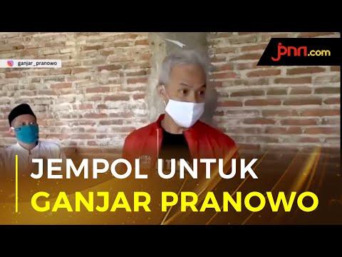 Yuni Shara Berikan Jempol Untuk Ganjar Pranowo