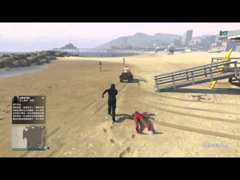 「Fat Cat」PS4遊戲-「GTA Online」-『如何拿到「長崎 烈焰救生艇 越野車」(超特別拿法!)』!