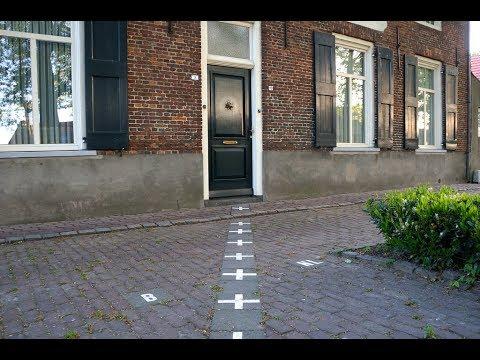 تغطية الأخ محمد للمنطقة الحدودية بين هولندا وبلجيكا The Border Between Belgium The Netherlands Youtube