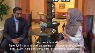 Nouman Ali Khan - Röportaj (Interview)
