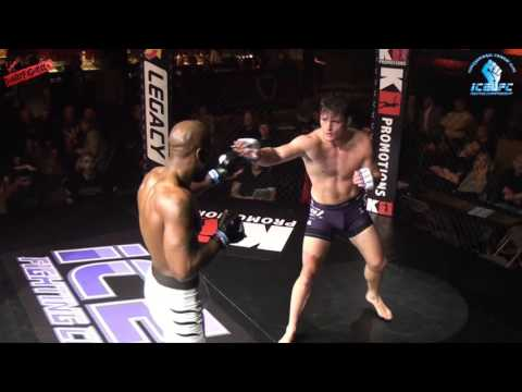 ICE FC9 - Ellis Hampson Vs Jean Loua