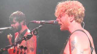 Biffy Clyro Live - The Joke's On Us @ Sziget 2013