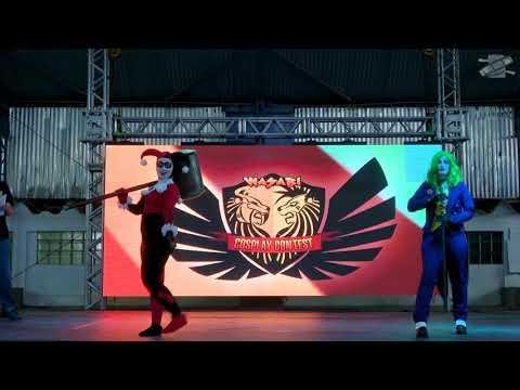 Wasabi Show 2018 - Desfile cosplay (sábado)