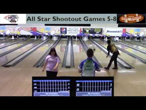 2016 Illinois USBC Youth/ISBPA All Star Shootout Game 5-8