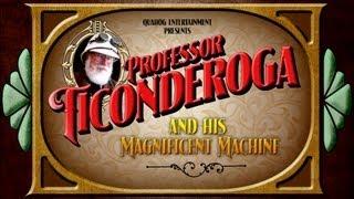 Quahog Corner: Professor Ticonderoga Theme