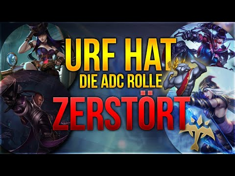 Urf hat die ADC Rolle ZERSTÖRT! [League of Legends] [Deutsch / German] thumbnail